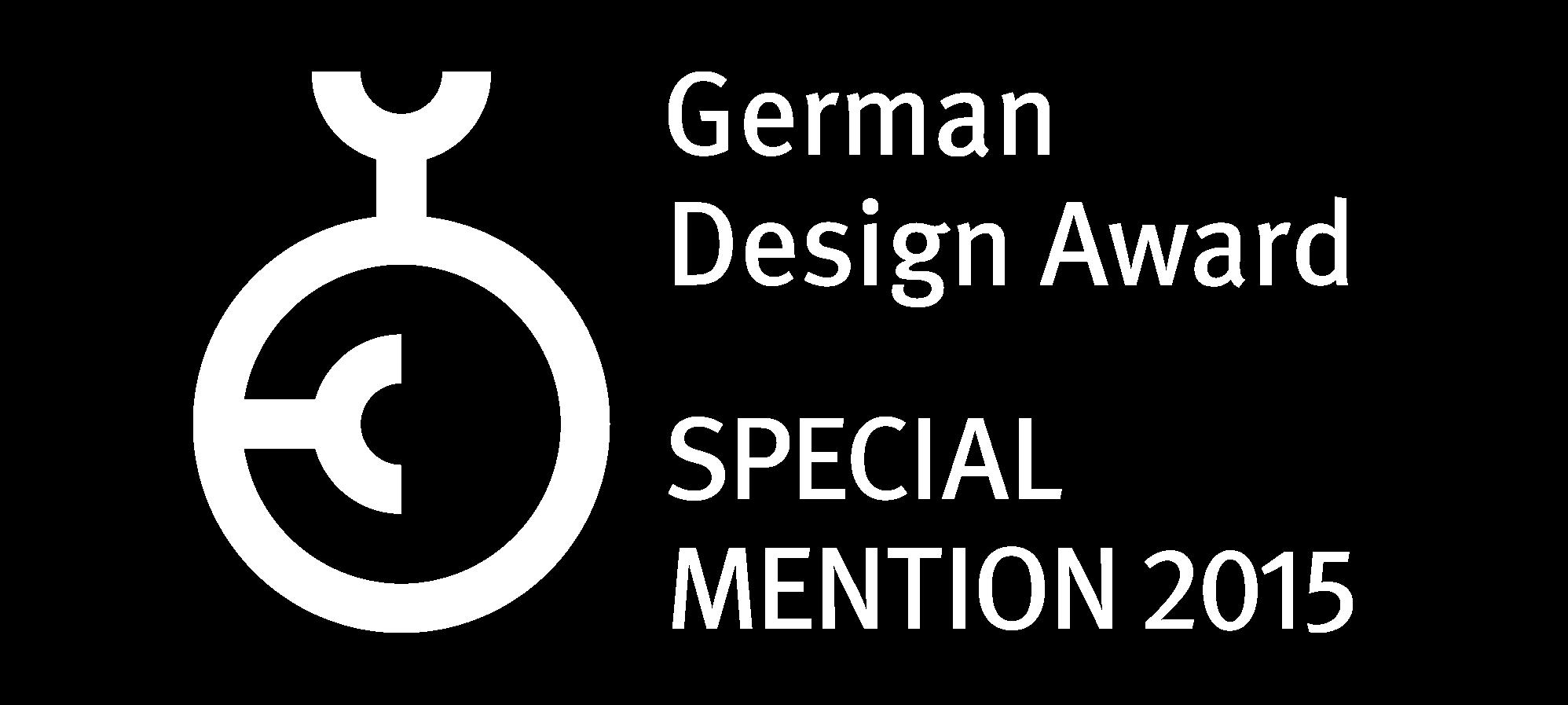 German_Design_Award_Special_Mention_2015_white